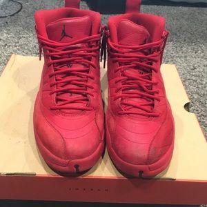 Air Jordan 12 gym red size 12